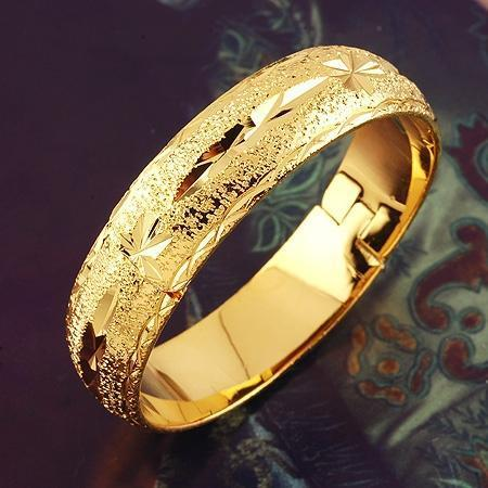 solid std slip bracelet gold on bangle categories yellow selection bangles bracelets
