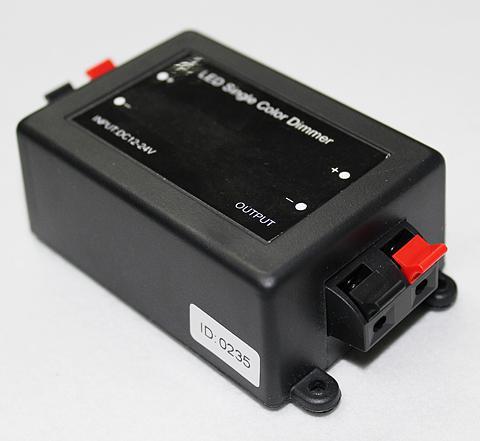 LED single color dimmer DC 5V 12V 24V Adjustable Wireless Remote Light LED Dimmer switch controller for led mould strip light