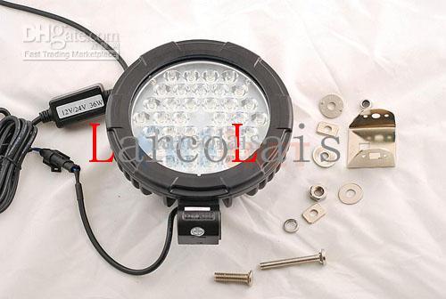 36 W LED Offroad Driving Light Light 12V 24 V Spot Powódź
