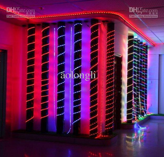 differently 83ce6 f08b9 Multi Color 5050 SMD RGB LED Strip Light 300 Led Waterproof+ 12V 6A Power  Supply + 24 Keys IR Remote Led Rgb Strip Uv Led Strip From Aolongli, ...