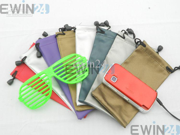 ユニバーサル携帯電話ケースサングラス3DメガネケースiPhone 6Sケースモバイルポーチキャリーバッグ送料無料ギフト