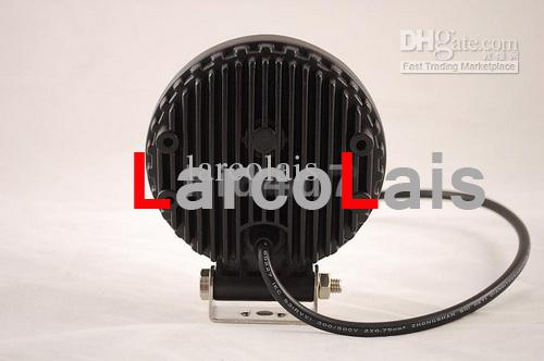 2 x 18W 12V 24V LED 작업 빛 오프로드 4WD 4x4 자리