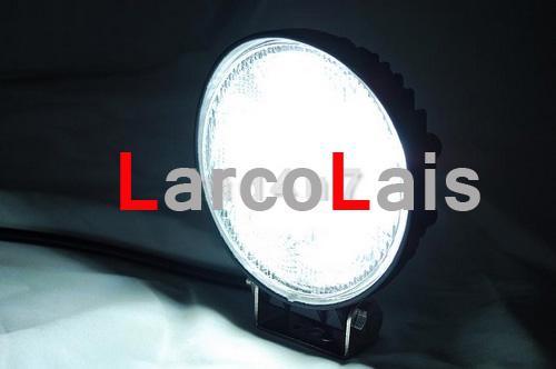 2 x 18W 12V 24 V LED Light Light Offroad 4WD 4x4 Spot