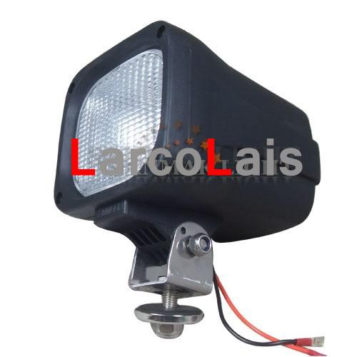 """2 X 55W 4.5 Inch 12V 24V HID Xenon Work Light Flood Beam for Truck ATV Car 4X4 4.5"""" Project Offroad"""