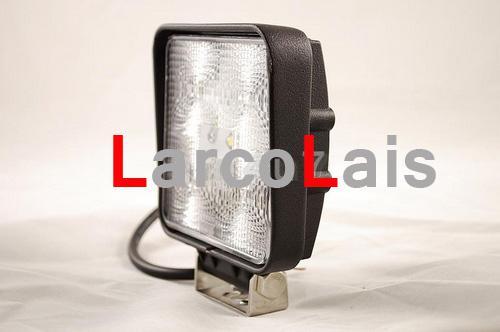 4ピース15W LED 4WD UTE 4X4ドライビングワークライトカートラックバントレーラーボート海洋