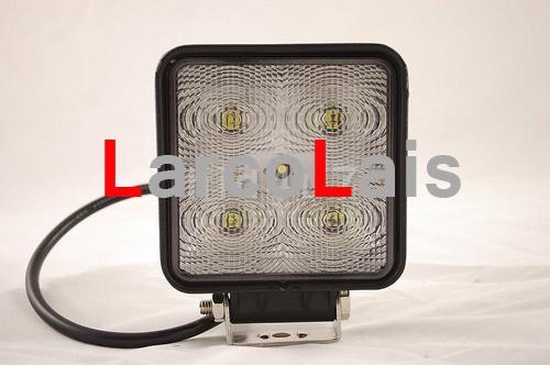 15W LED 4WD UTE 4x4 운전 라이트 자동차 트럭 밴 트레일러 보트 마린