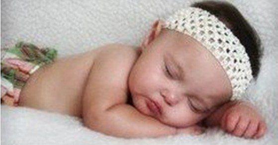 Crochet headband waffle headband for baby 1.5 inch