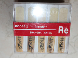 Wholesale Clarinet For Wholesale - Made in China Fine Clarinet reeds 2 1 2 G New Box 10 pcs #2.5 reed free shipping