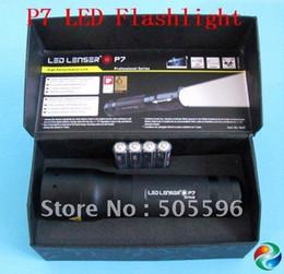 Wholesale Christmas Cave - P7 LED Flashlight 3-Mode LED flashlight for christmas gift
