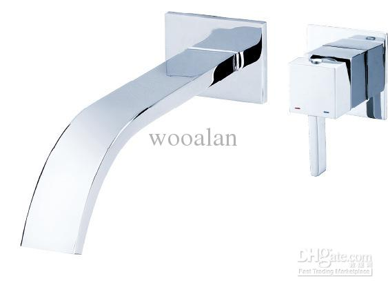 in wall mounted bathroom sink faucet mixer tap ny03311