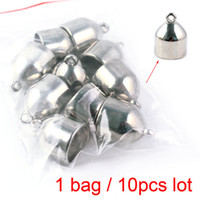Wholesale ccb accessories jewellery resale online - silver plated DIY jewelry scarf Tapered pendants accessories CCB scarf findings Fashion Jewellery Scarves Charm PT