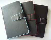 Wholesale Ebook Covers Case - Leather case for Apad for epad cover pouch bag 7 inch android tablet ebook reader netbook