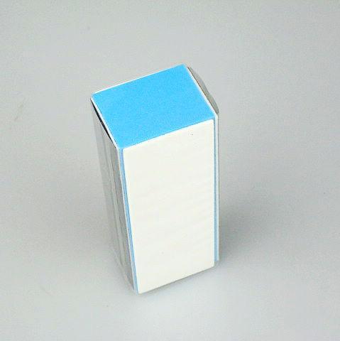 44 stks / partij Shany Permie 4 Side Quich Shine Block Nail Buffer Blok Shiner Polisher