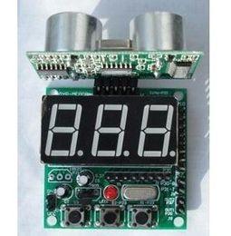 Detector Module Canada - Ultrasonic Motion Detector Sensor Module Security Non-contact + Display Board