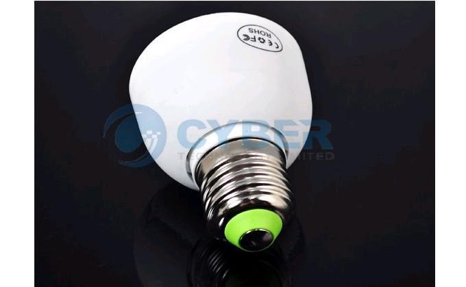 E27 54 LED PIR-bewegingssensor gloeilamp 3W 85-265V Energiebesparende lampen Pure wit / warm wit