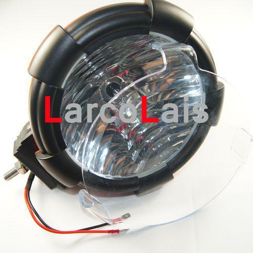 35W 55W 7 인치 HID 크세논 작업 작동 광 램프 12V 24V 주행 스포트 라이트 오프로드