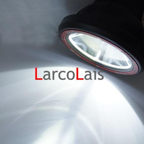 "35W 55W 8"" Work Light Lamp HID Xenon Vehicles Driving Spot Flood Light Spotlight Offroad White"