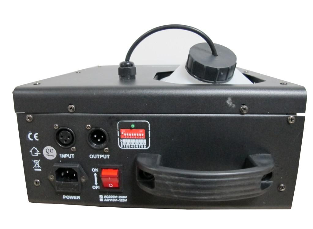 1500W Mist Machine Stage Effect Machine Up Smoke Ouput, Remote / Wire / DMX512