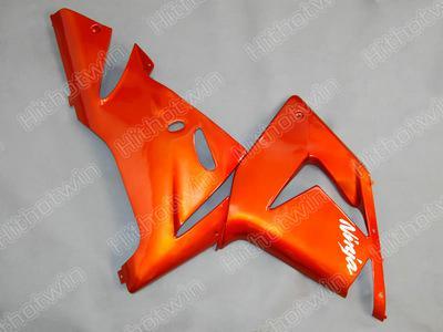 K1462 Fairings for Kawasaki ninja ZX-10R 04-05 ZX10R 04 05 ZX 10R 2004 2005 +windscreen +seat cover