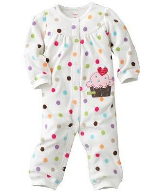 5613280f1b 2019 First Moments Baby Rompers Pajamas Infant Jumpsuits Outfits PJ Toddler  Bodysuits Onesies Tops ZW699 From Steve7172