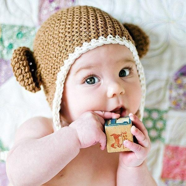 2019 Baby Hat Newborn Children Clothing All Natural
