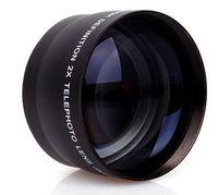 Wholesale Lens Tele - 58mm 2.0X TELE Telephoto Lens for Digital Camera