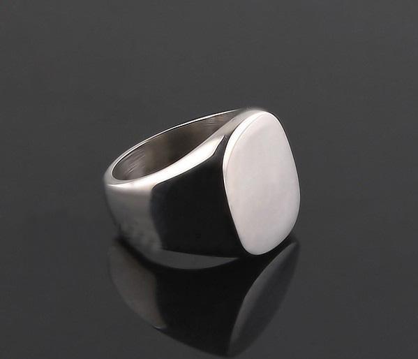 20% korting op korting! Vintage zegel ring heren ring sterling zilver sz 8.5 gratis verzending