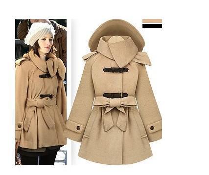 2018 Japan Fashion Woman's Hot Sale Coats,Women Fashion Woolen ...