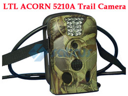 Wholesale Little Acorn Camera - Wildlife Scouting Hunting Trail Digital Camera with Night Vision Motion Detector Ltl Acorn LTL-5210A