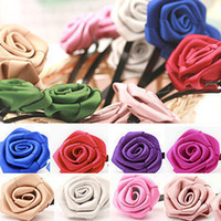 wholesale 100 pcs Rose a word with fair maiden, edge clip ti...
