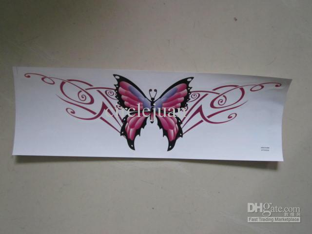 40*12CM Butterfly Stickers decals For Car/Wall Funny Bumper Stickers vehicle decals