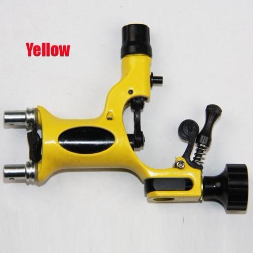 Pro Yellow Dragonfly Rotary Tattoo Machine Gun Tattoo Kits Supply