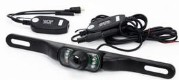 Wholesale Car Wireless Reversing Cameras - Rear View Camera Wireless GPS Car Reversing Camera (Night version)
