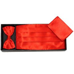 красный пояс и платок боути установить церемониальные пояса завязывать узелки пояс карман полотенце корсет башня
