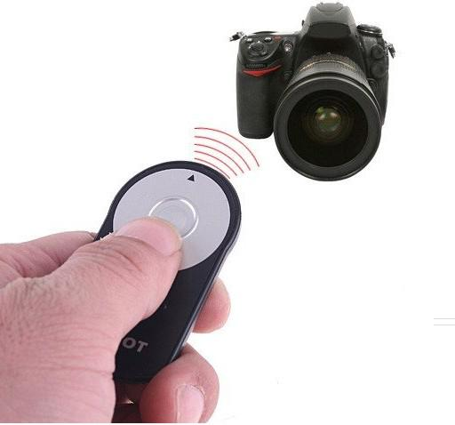 RC-5 IR Wireless Camera Remote Control for Canon EOS 550D 500D Up To 8 Meter