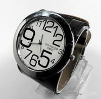 Wholesale Womage Colors - 4 colors New Unisex WOMAGE Large quartz fashion Wristwatch girls women men Watches