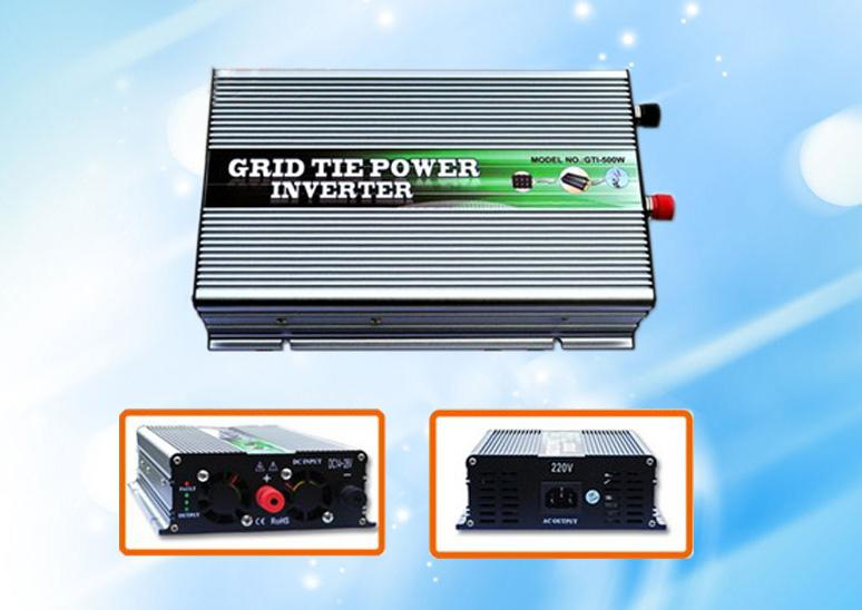 500w mirco grid tie power inverter for solar panel 28v 52v. Black Bedroom Furniture Sets. Home Design Ideas