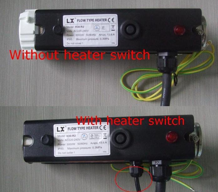 2017 Model H30 R2 Lx Flow Type Spa Heater & Hot Tub Heater