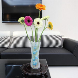 Wholesale Used Furniture Wholesalers - Wholesale-Creative green plastic vase folding furniture used in office bedroom ward