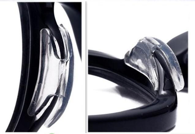 2019 Soft Stick On Nose Pads Eyeglass Sunglass Glass