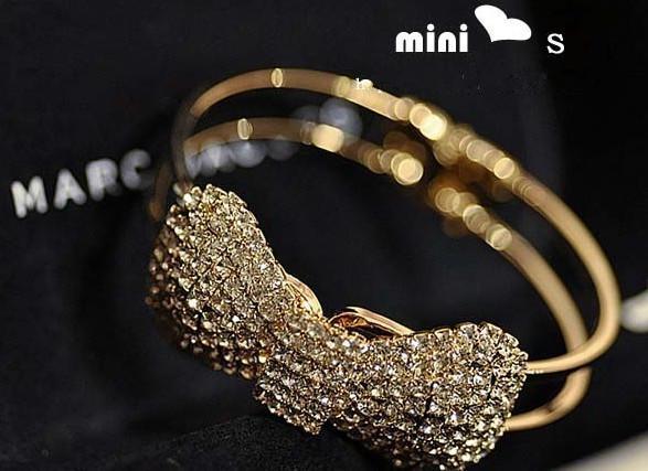 Women's Accessoires Dames Sieraden Armbanden met Boor Bowknot Contracted Spring