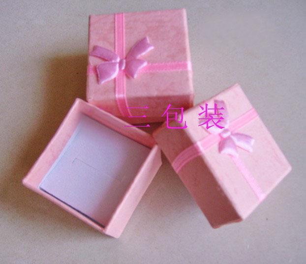 Jóias caixa de presente Embalagem para anel da caixa de presente Brincos de embalagem caixa /