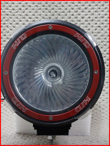 Wholesale atv hid for sale - Group buy 2pcs quot W HID XENON DRIVING LIGHT OFF ROAD SUV ATV X4 WD UNIQUE HELICAL GLASS SPOTLIGHT V