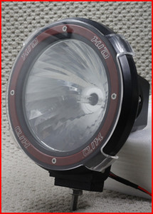 Wholesale atv hid for sale - Group buy PAIR quot W HID XENON DRIVING LIGHT OFF ROAD SUV ATV X4 WD UNIQUE HELICAL GLASS SPOTLIGHT V