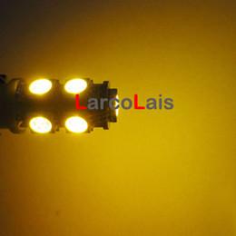 100 adet 5050 9 SMD T10 9SMD 168 194 LED Araç Dashboard Dönüş Sinyali Yan İç Ampul Işık