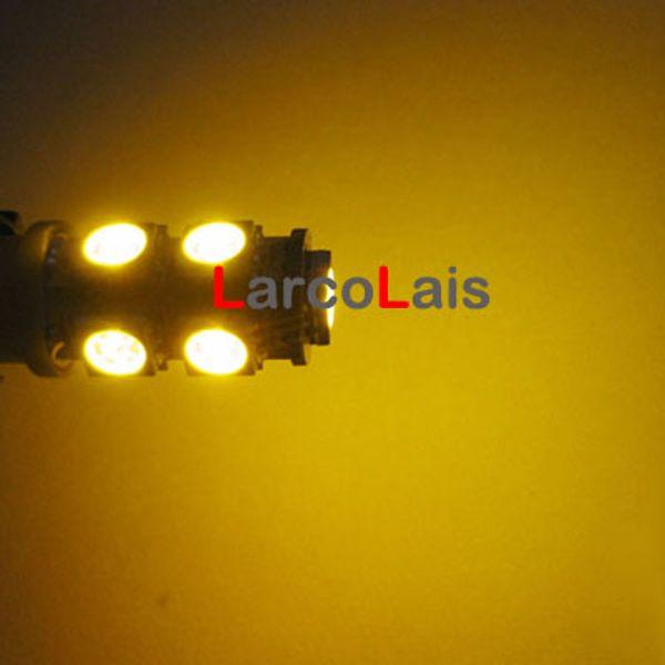top popular 100pcs 5050 9 SMD T10 9SMD 168 194 LED Car Dashboard Turn Signal Side Interior Bulb Light 2019