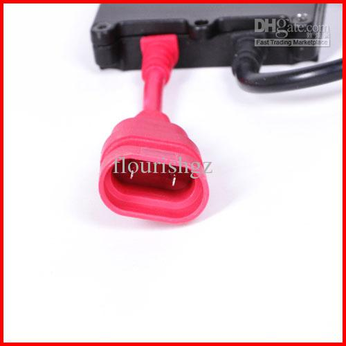 20 adet 12 V 35 W Siyah Ultra Ince AC Balastlar Yedek Dijital A / C Evrensel 4 HID Tek Bi-xenon