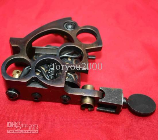 Top Grade Olympic Rings Tattoo Steel Machine For Shader & Liner Tattoo Kit Supply