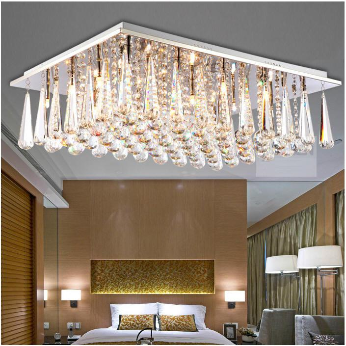 2018 Fashion Modern Simple Crystal LightCrystal Ceiling L&Crystal Pendant L& Hs9101 From Goodsoft $369.63 | Dhgate.Com & 2018 Fashion Modern Simple Crystal LightCrystal Ceiling Lamp ... azcodes.com