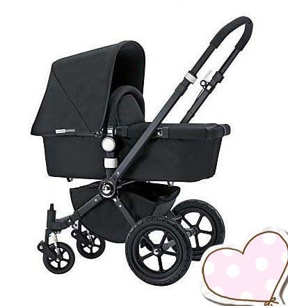 Nieuw 2020 HOT Bugaboo Cameleon All Black Special Edition Baby Pram AF-31